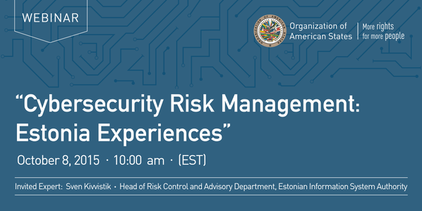 webinar_Estonia_Experiences_cybersecurity_risk_management